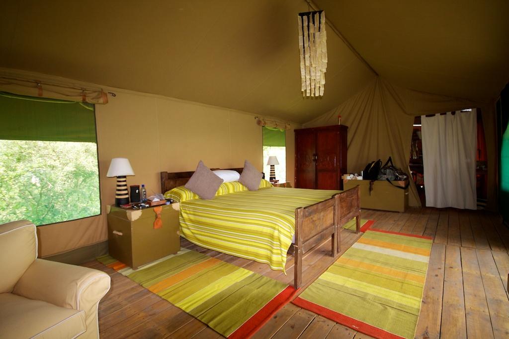 Our tent in Lemala Ndutu camp;Africa;hotel;Ndutu;safari;Serengeti;Tanzania;Travel;travel