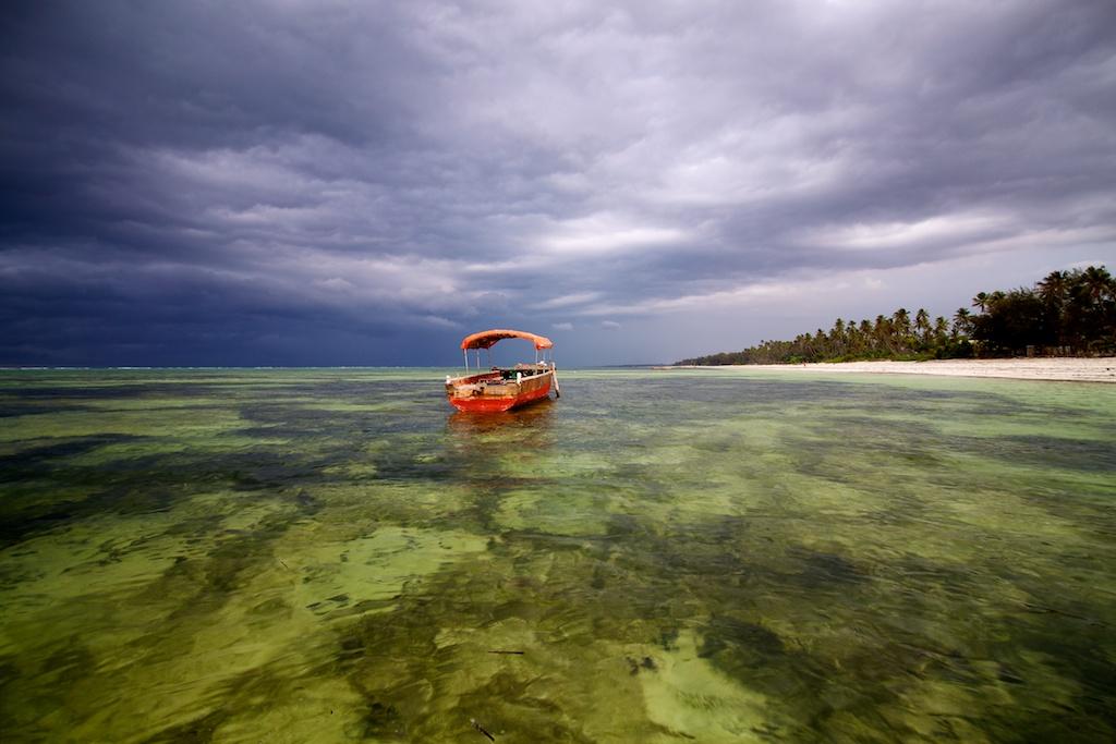 The storm is coming in Matemwe;Africa;Tanzania;travel;Zanzibar