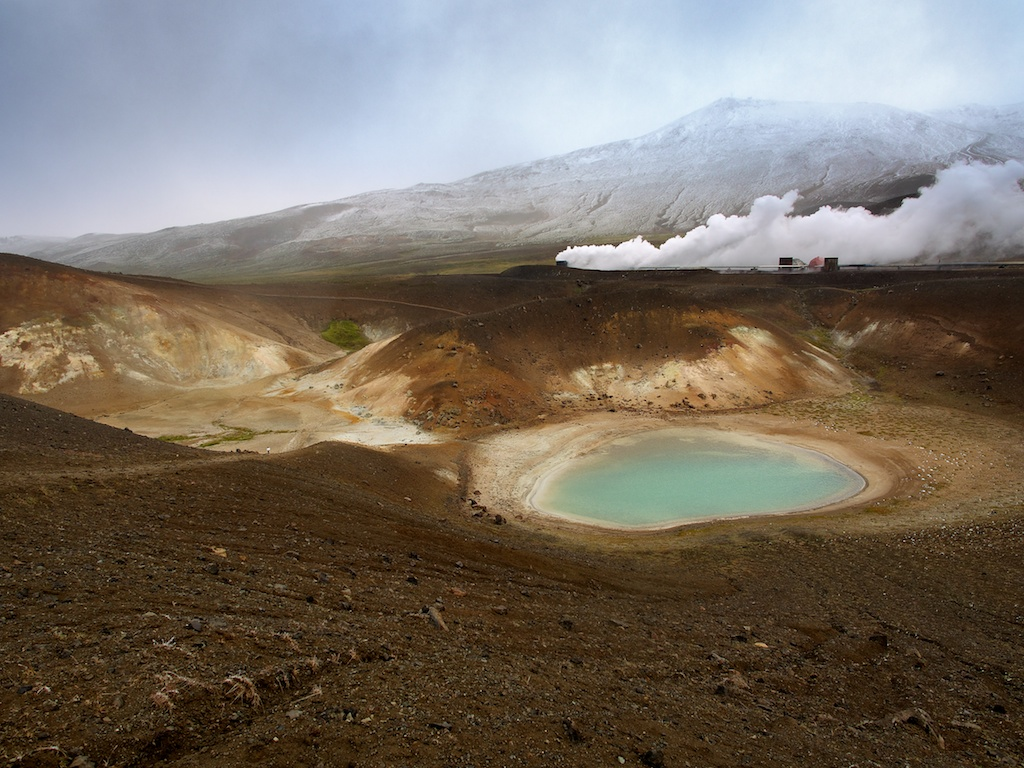 Iceland day 4: the North (around Mývatn)