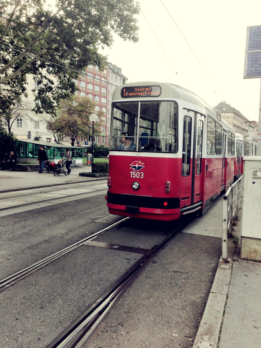 Vienna tram;Austria;Vienna;travel