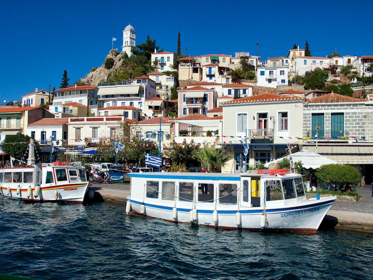 Poros;Europe;Greece;Greek Islands;Poros;travel
