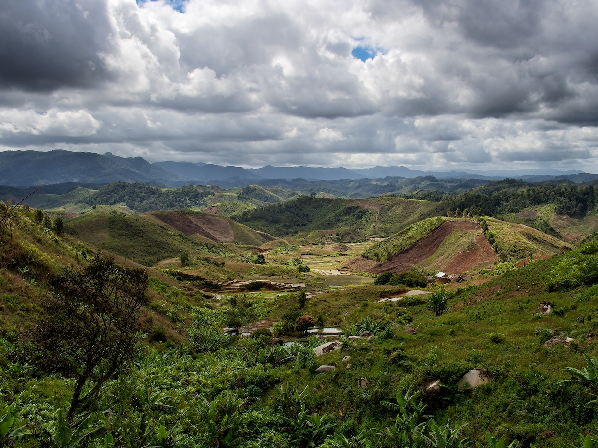 A view from the left side;Africa;Madagascar;travel