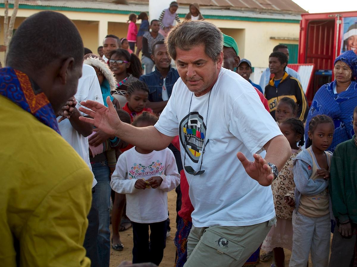 Leading the dance;Africa;Madagascar;travel