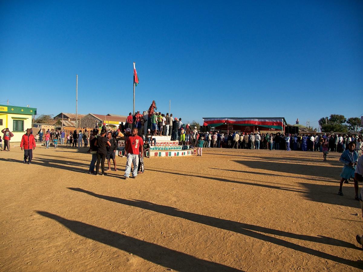 The Bara festival;Africa;Madagascar;travel