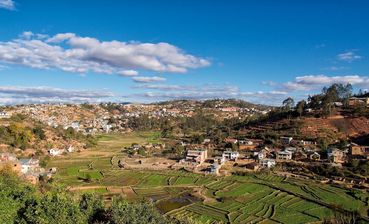 Ranomafana and Fianarantsoa