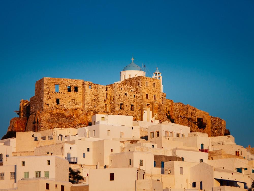 Aegean Castles