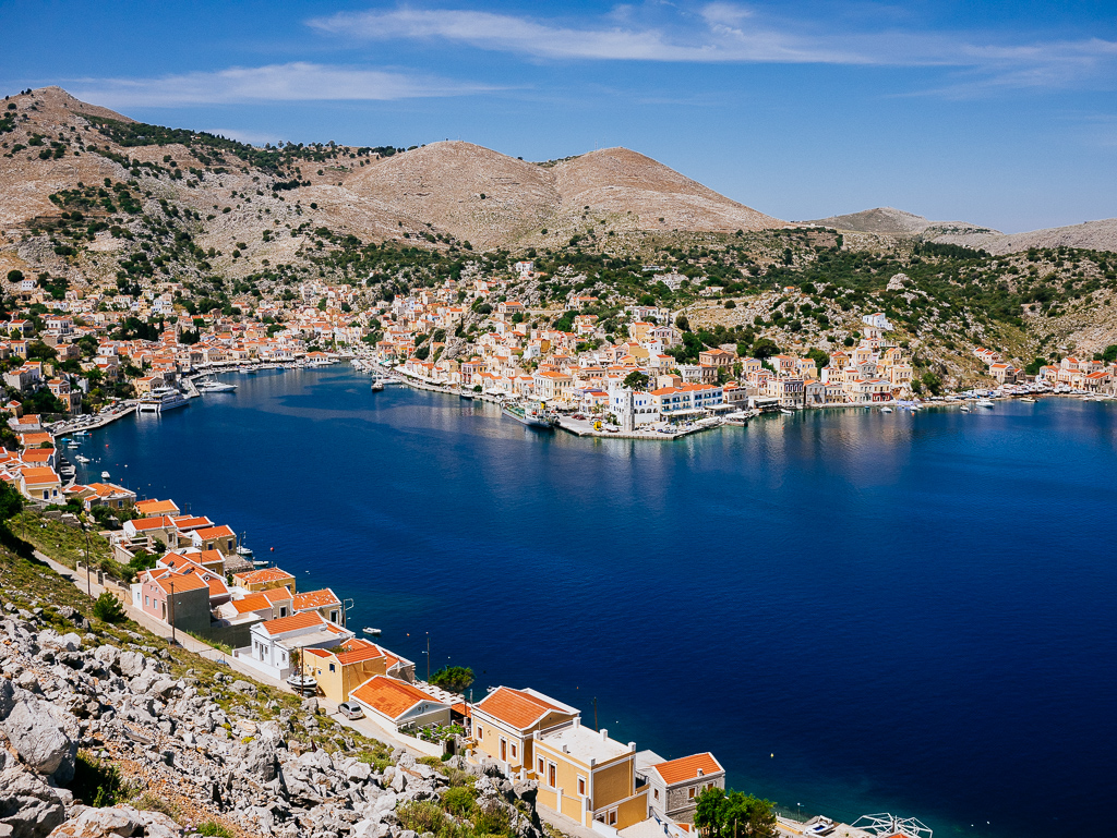 Colors of Symi