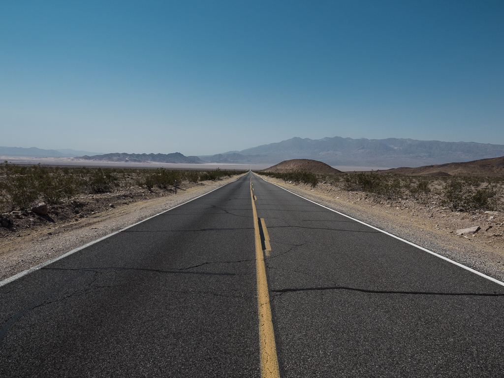 The Road;America;California;Travel;USA
