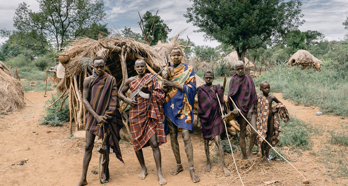 Lower Omo Valley, Ethiopia