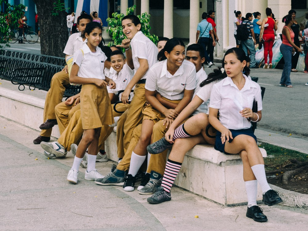 The Cuban Youth
