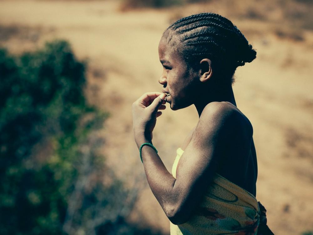 Charming Malagasy Girl