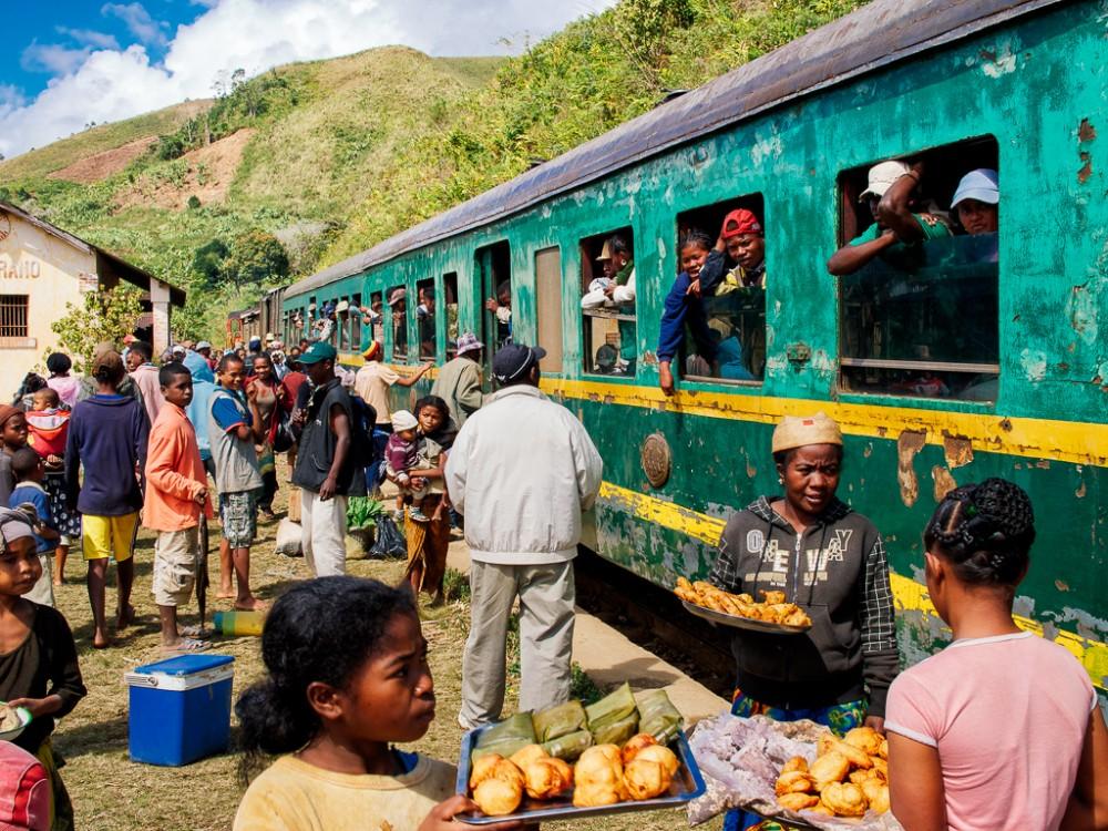 The FCE Railway